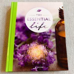 Doterra The Essential Life 4th Edition Hardcover